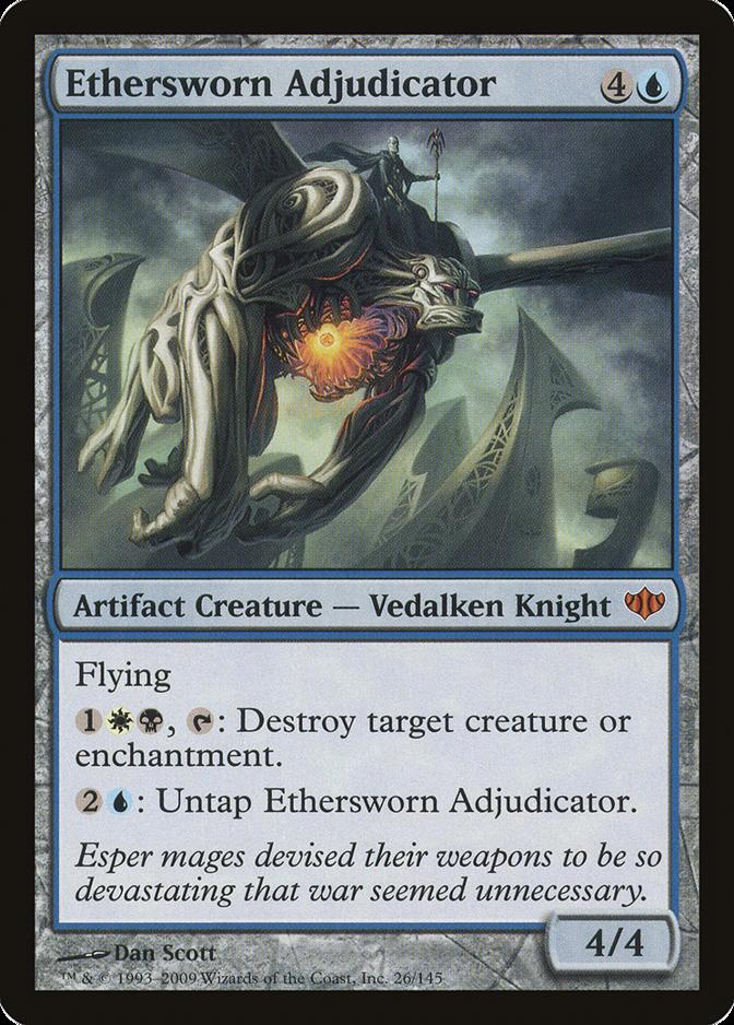 Ethersworn Adjudicator [CON]
