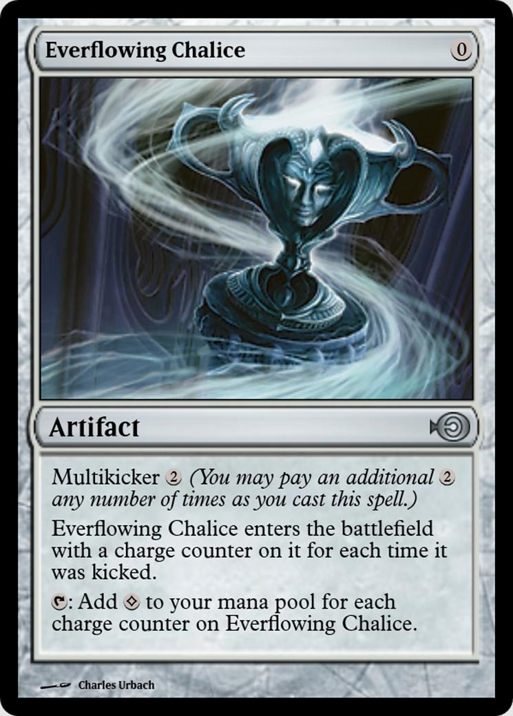 Everflowing Chalice [PRM] (F)