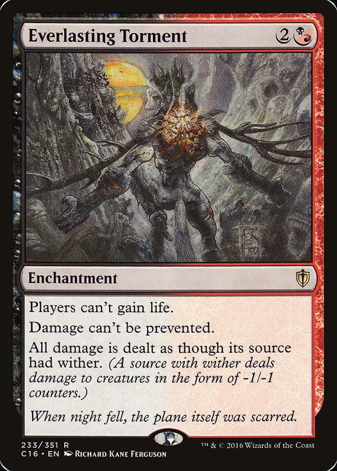 Everlasting Torment [C16]