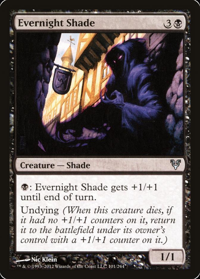 Evernight Shade [AVR]
