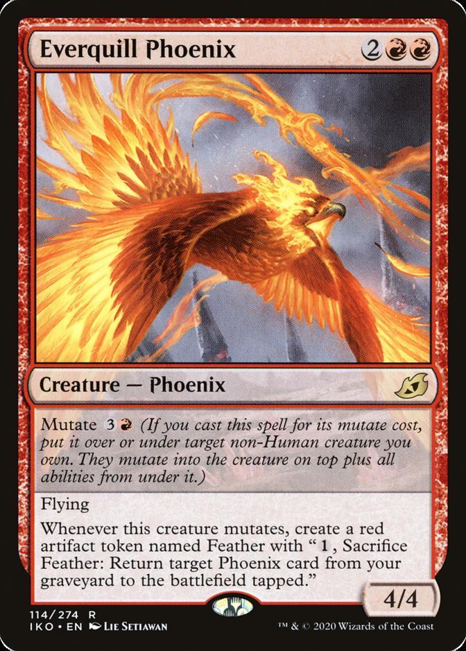 Everquill Phoenix [IKO]