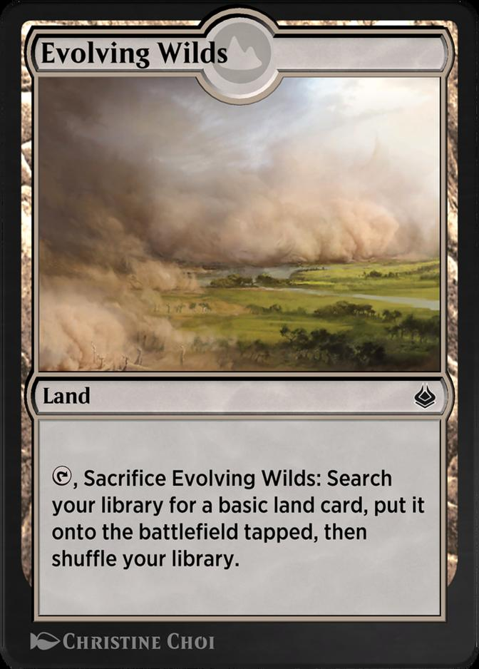 Evolving Wilds [AKR]