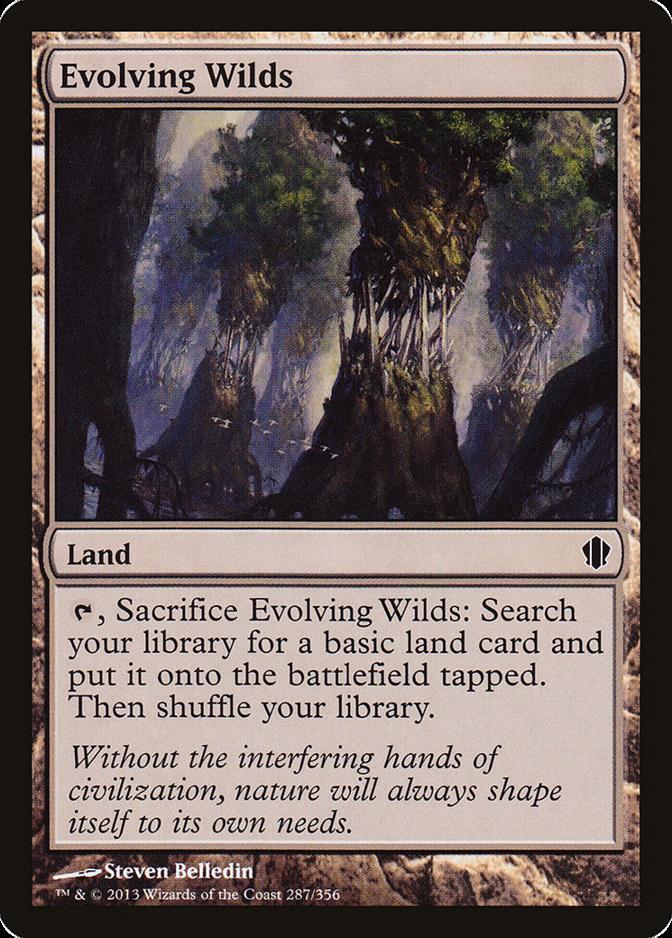 Evolving Wilds [C13]
