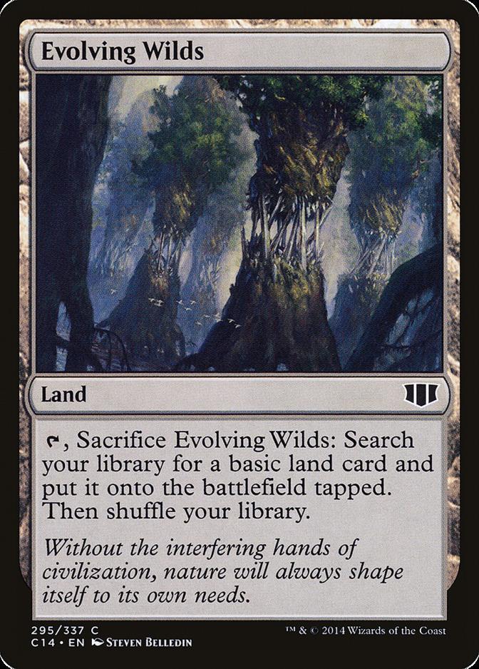 Evolving Wilds [C14] (F)