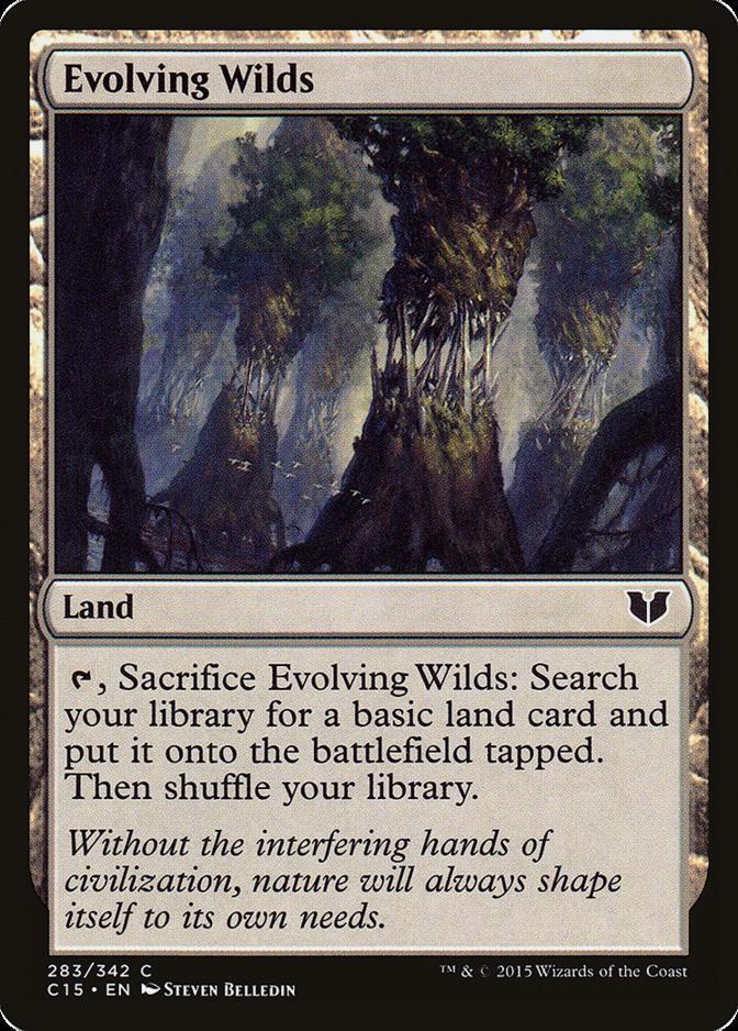 Evolving Wilds [C15]