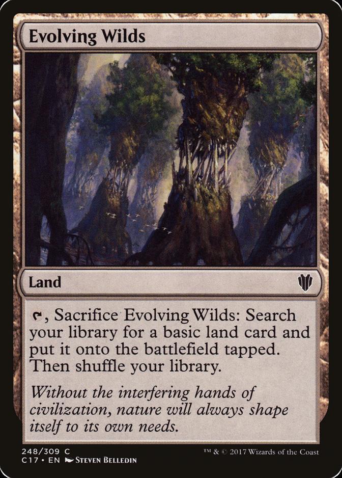 Evolving Wilds [C17]