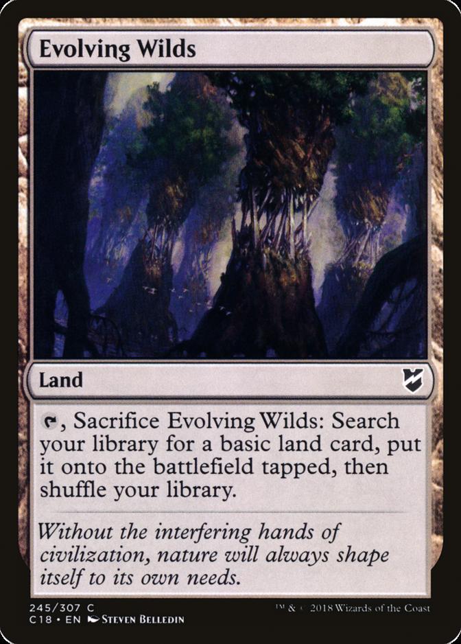 Evolving Wilds [C18]