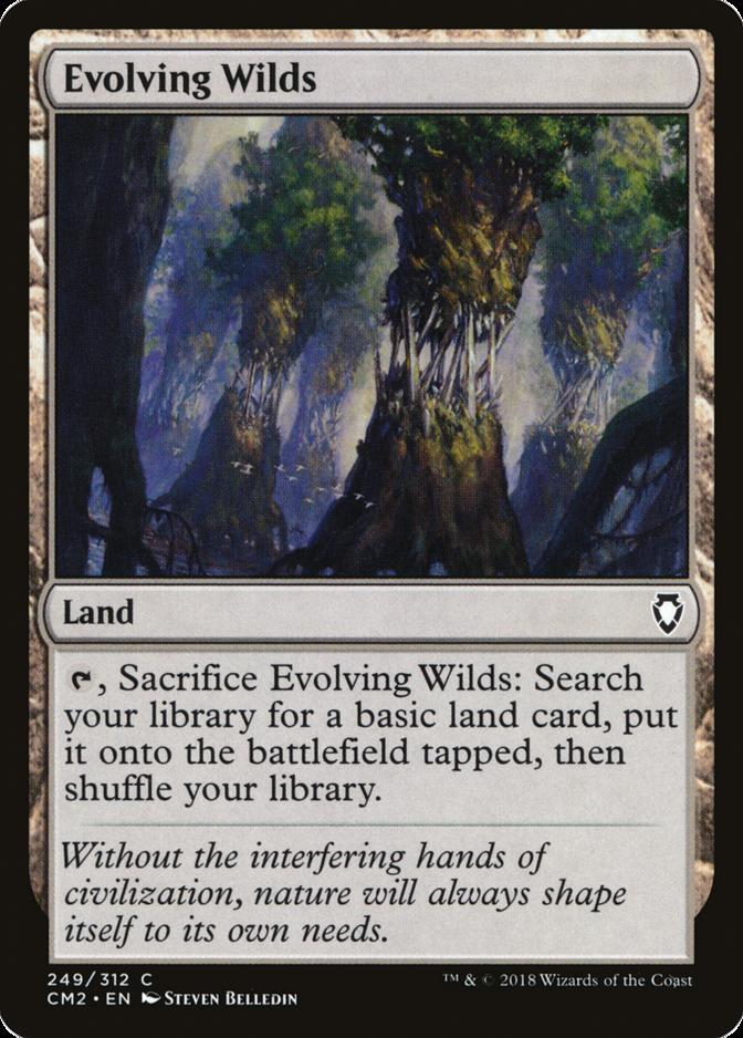 Evolving Wilds [CM2]