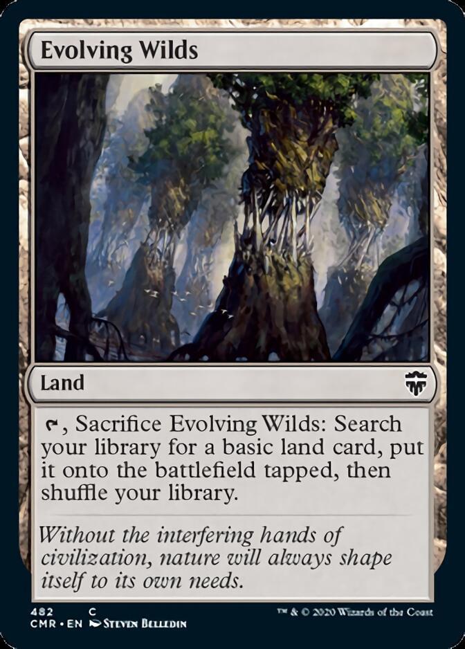 Evolving Wilds [CMR]