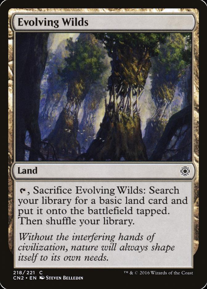 Evolving Wilds [CN2]