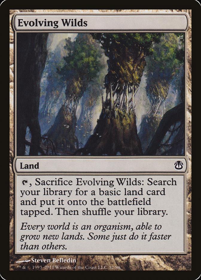 Evolving Wilds [DDH]