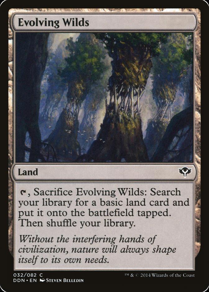 Evolving Wilds [DDN]
