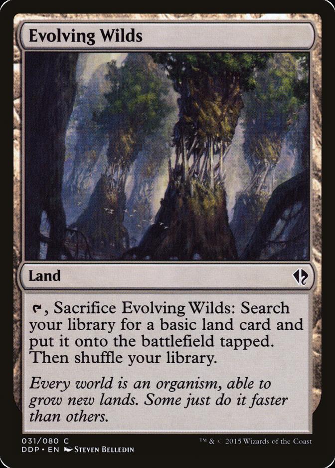 Evolving Wilds [DDP]
