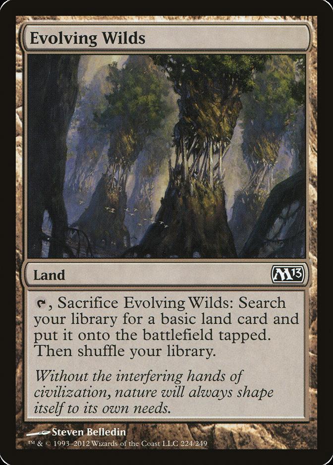 Evolving Wilds [M13]