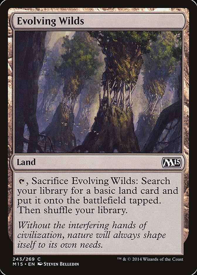 Evolving Wilds [M15] (F)