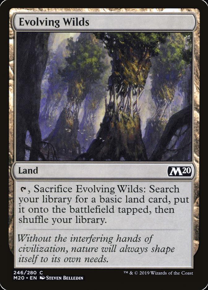 Evolving Wilds [M20]