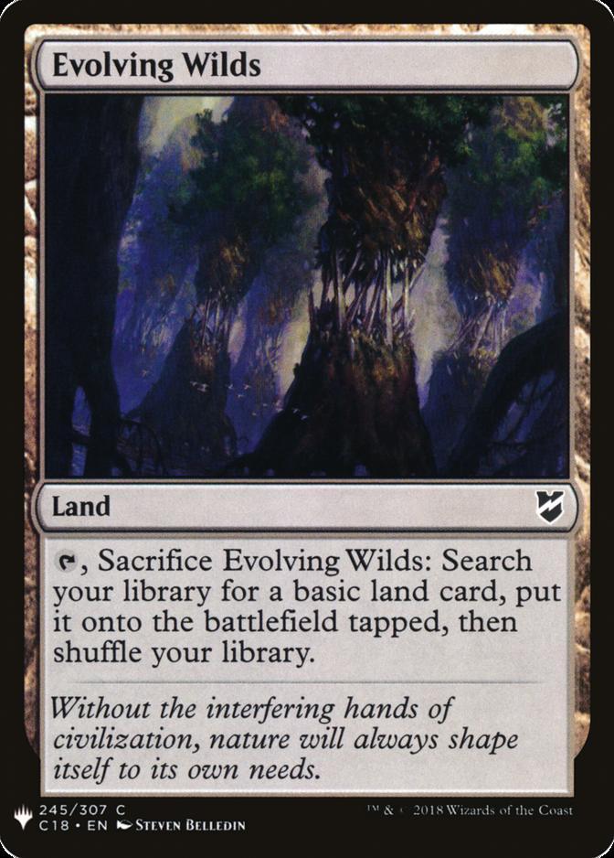 Evolving Wilds [MB1]