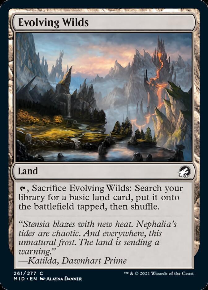 Evolving Wilds [MID]