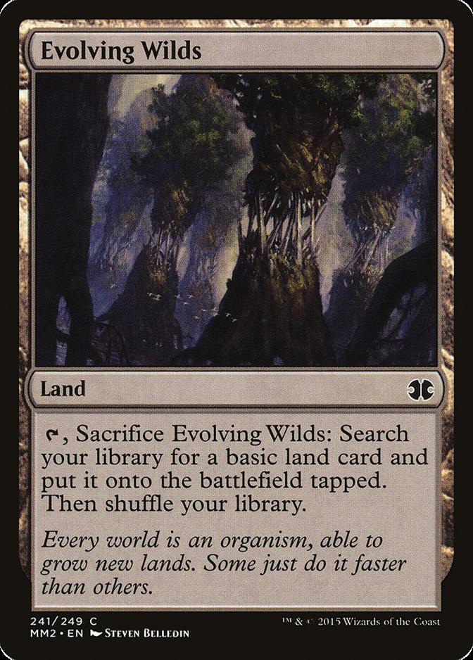 Evolving Wilds [MM2]