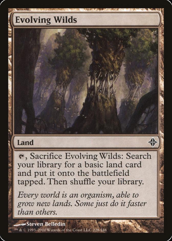 Evolving Wilds [ROE] (F)