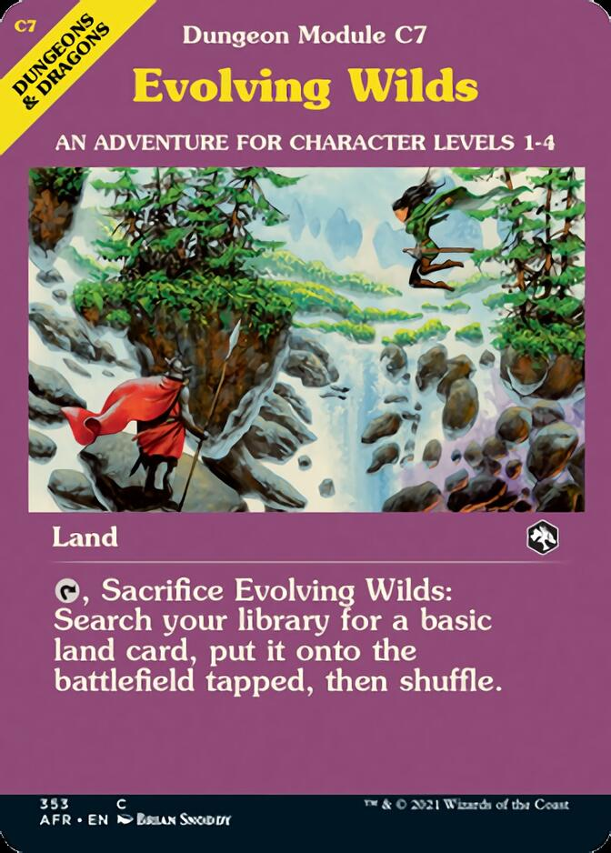 Evolving Wilds <classic module> [AFR]