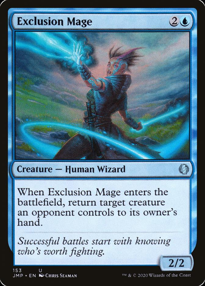 Exclusion Mage [JMP]