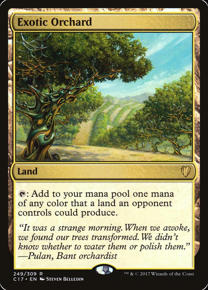 Exotic Orchard [C17]