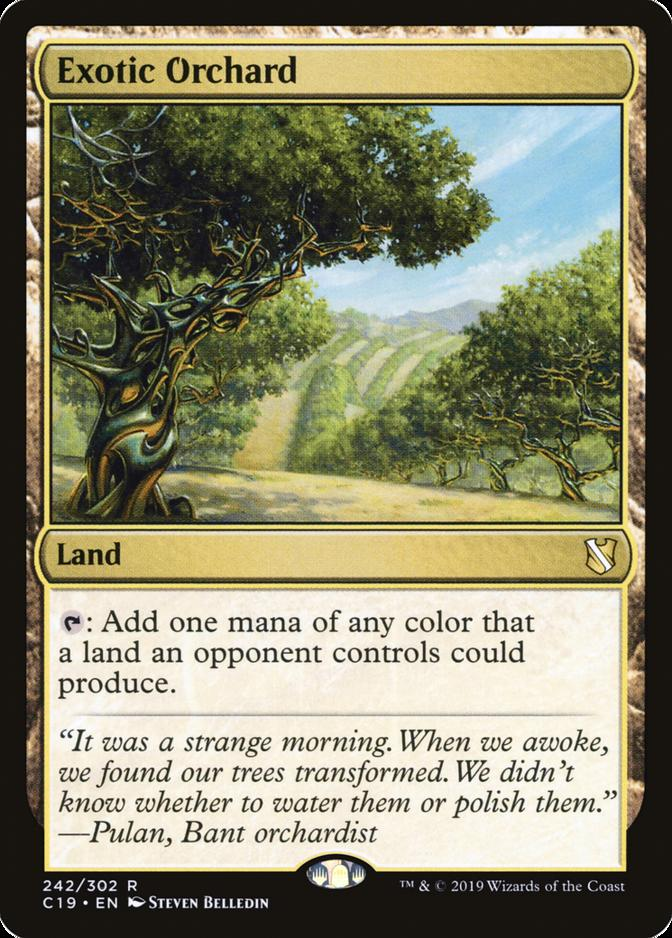 Exotic Orchard [C19]