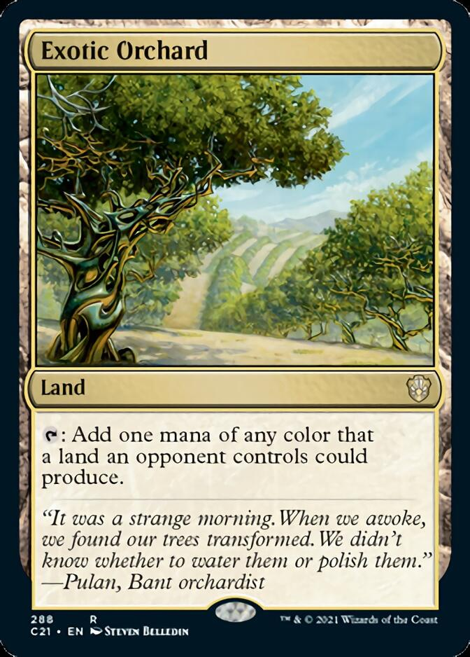 Exotic Orchard [C21]