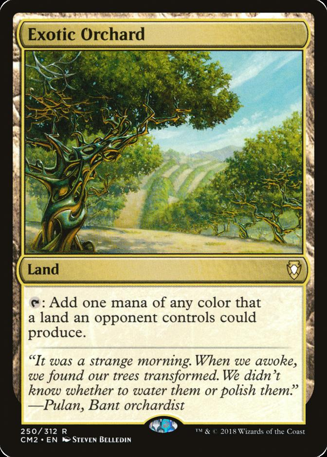Exotic Orchard [CM2]