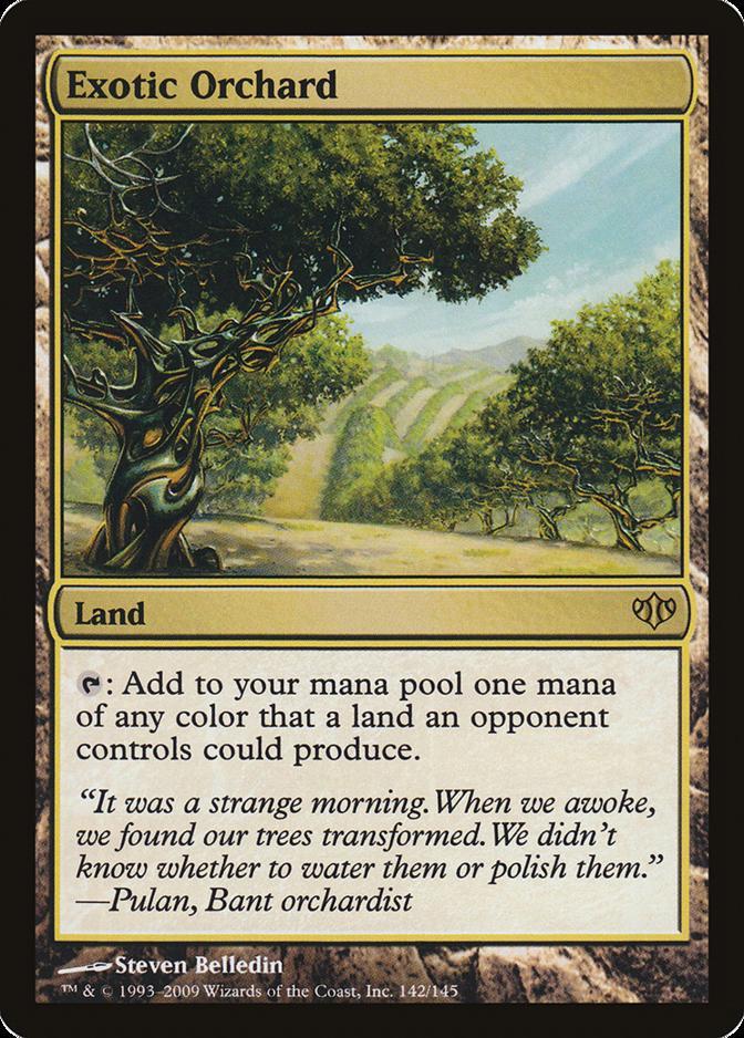 Exotic Orchard [CON] (F)