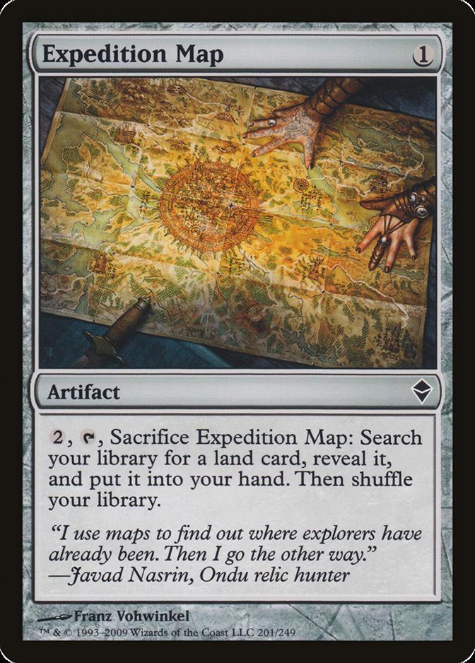 Expedition Map [ZEN]