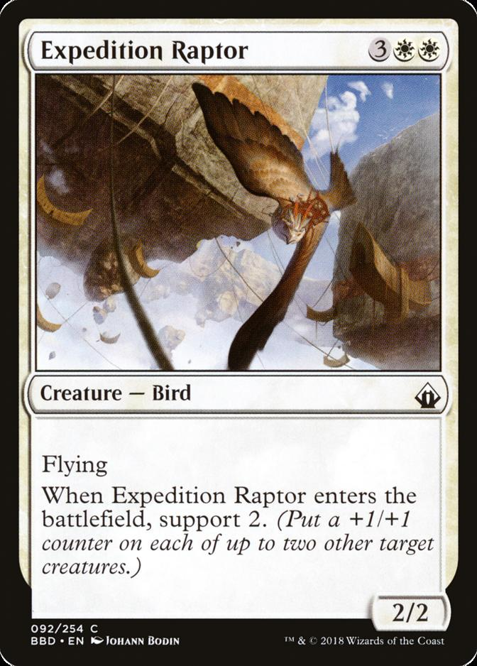 Expedition Raptor [BBD]
