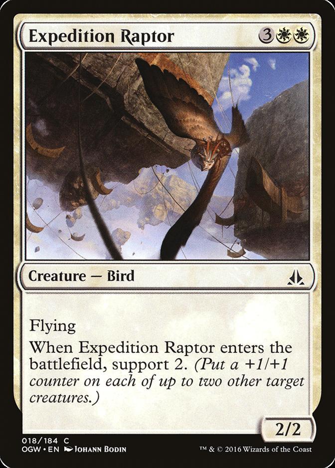 Expedition Raptor [OGW]