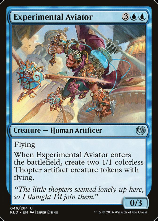 Experimental Aviator [KLD]