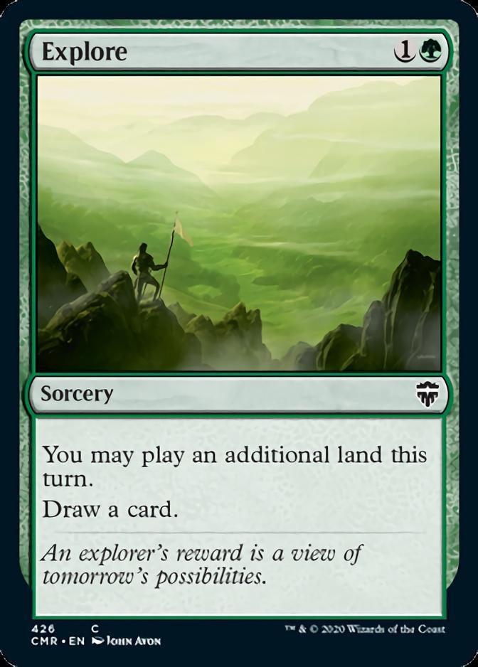 Explore [PCMR]