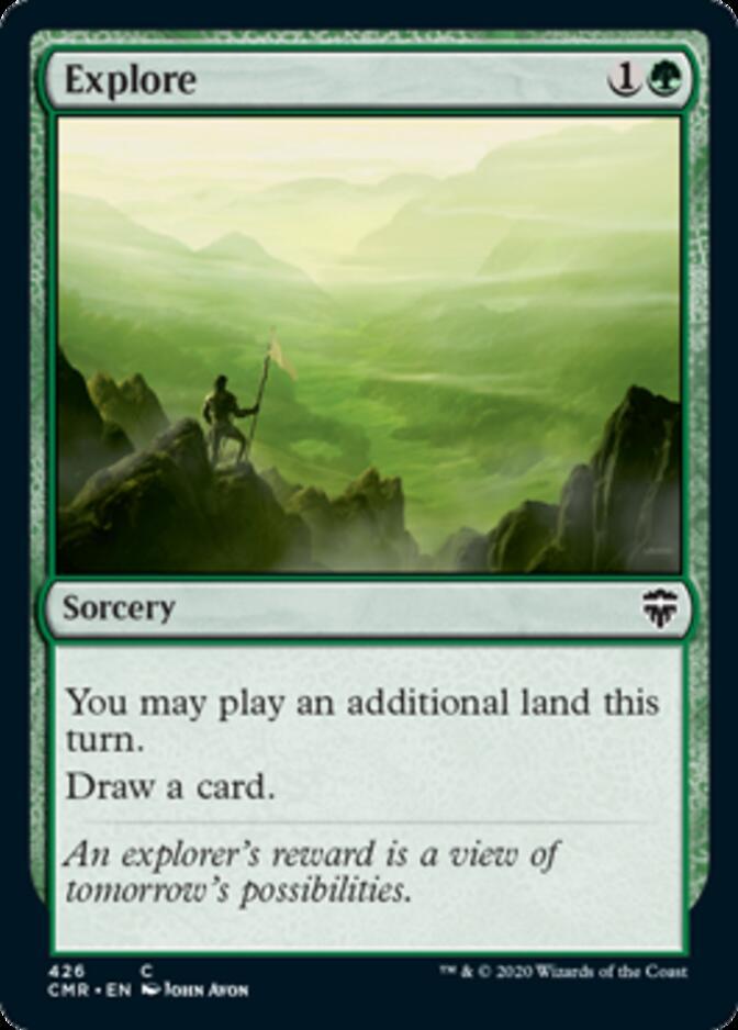Explore <precon> [CMR]