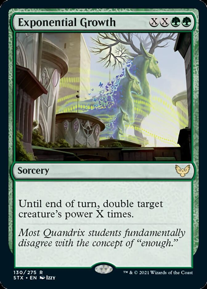 Exponential Growth [STX]