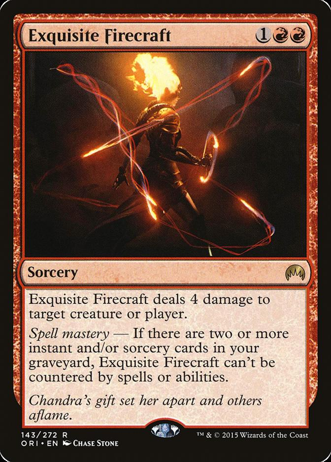 Exquisite Firecraft [ORI]