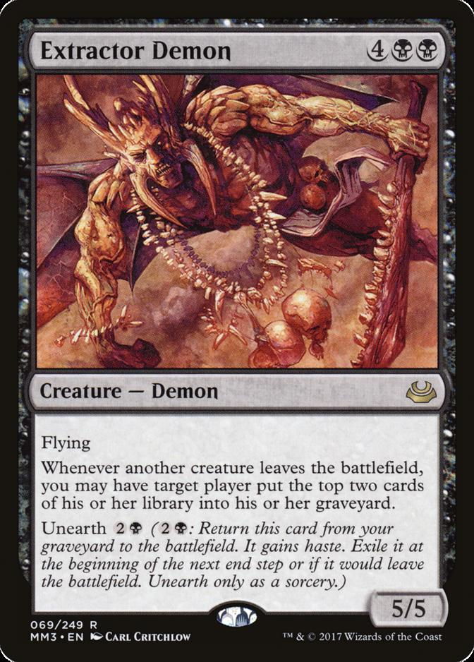 Extractor Demon [MM3]