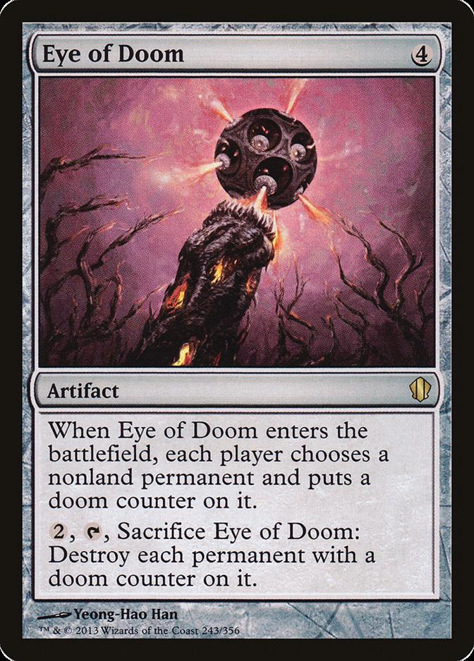 Eye of Doom [C13]