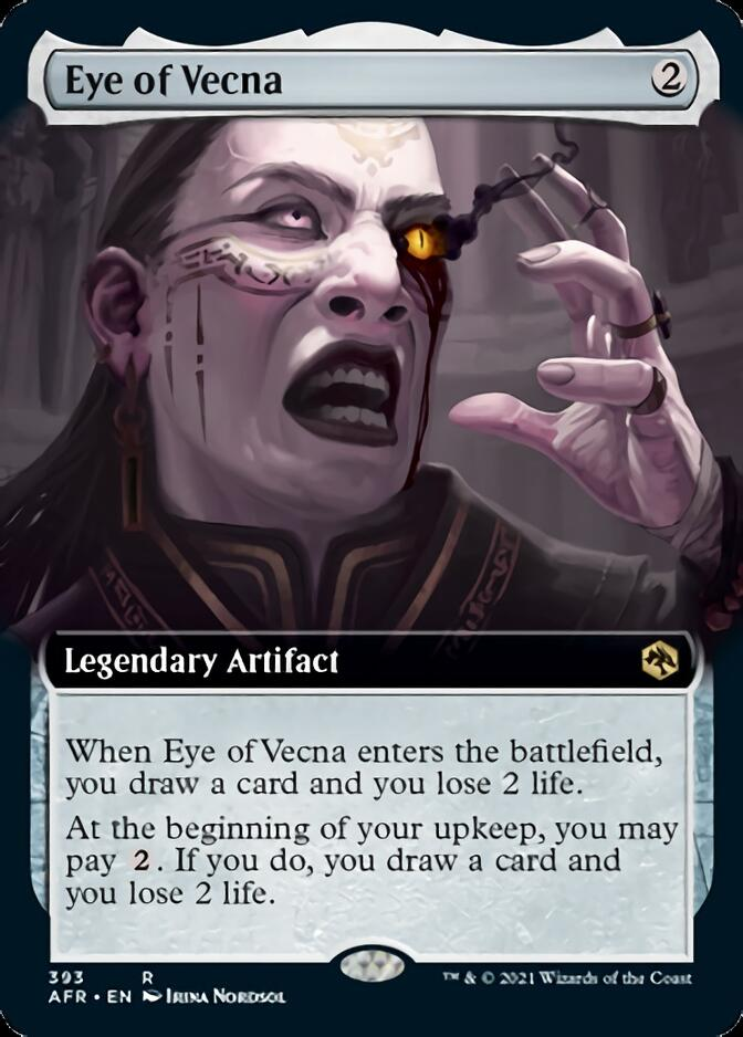 Eye of Vecna <extended> [AFR]