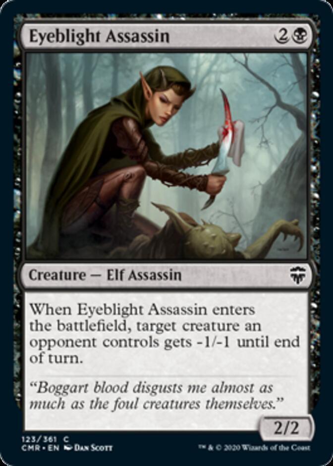 Eyeblight Assassin [CMR]