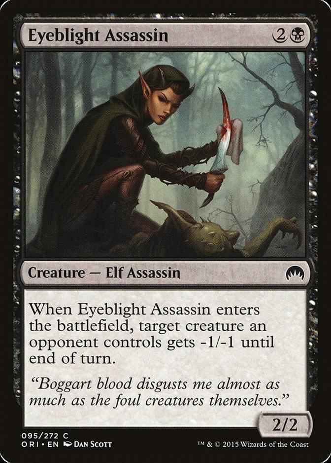 Eyeblight Assassin [ORI] (F)