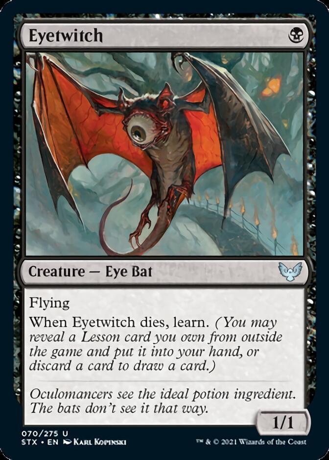 Eyetwitch [STX]