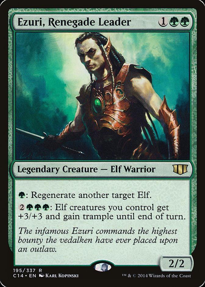 Ezuri, Renegade Leader [C14]