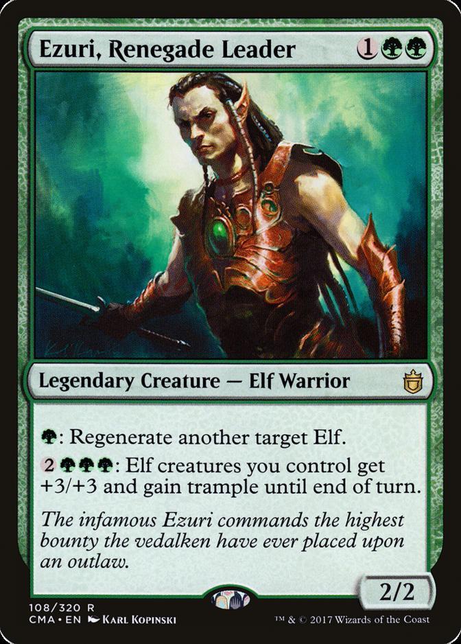 Ezuri, Renegade Leader [CMA]
