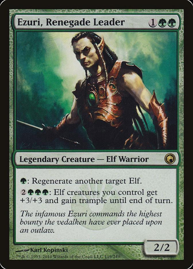 Ezuri, Renegade Leader [SOM]