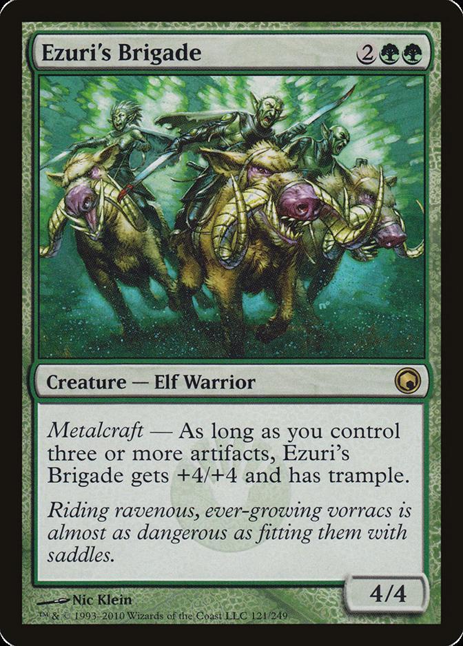 Ezuri's Brigade [SOM]
