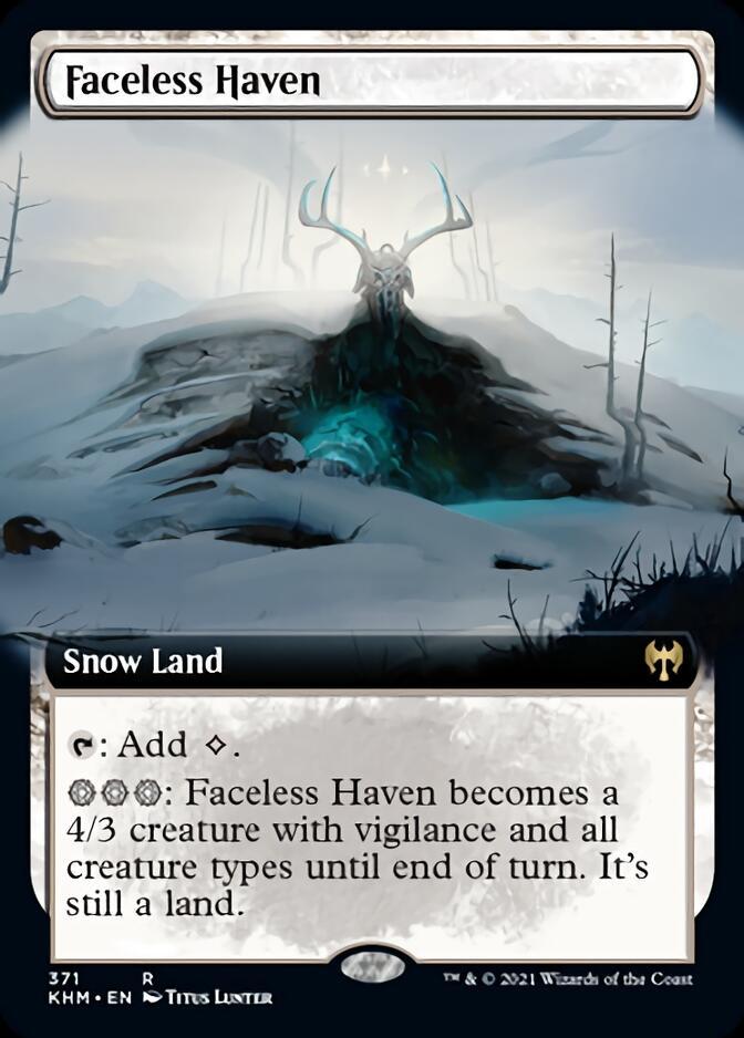 Faceless Haven <extended> [KHM]